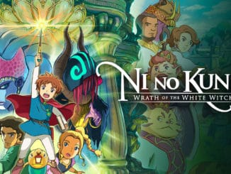 Ni No Kuni – Spel en film reclames Japan