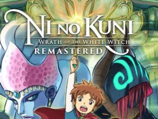 Ni No Kuni Wrath Of The White Witch trailer