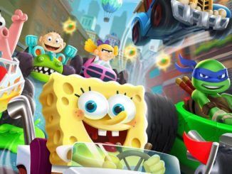 Nickelodeon Kart Racers is coming