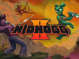 Nidhogg 2 is coming 22nd November