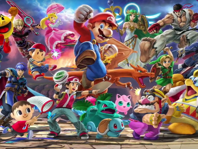 News - Not every stage is returning in Super Smash Bros. Ultimate