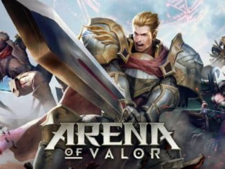 Nieuwe beta ronde Arena of Valor