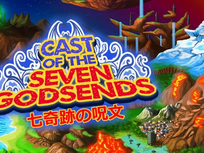 Nieuws - Nieuwe Cast of the Seven Godsends trailer
