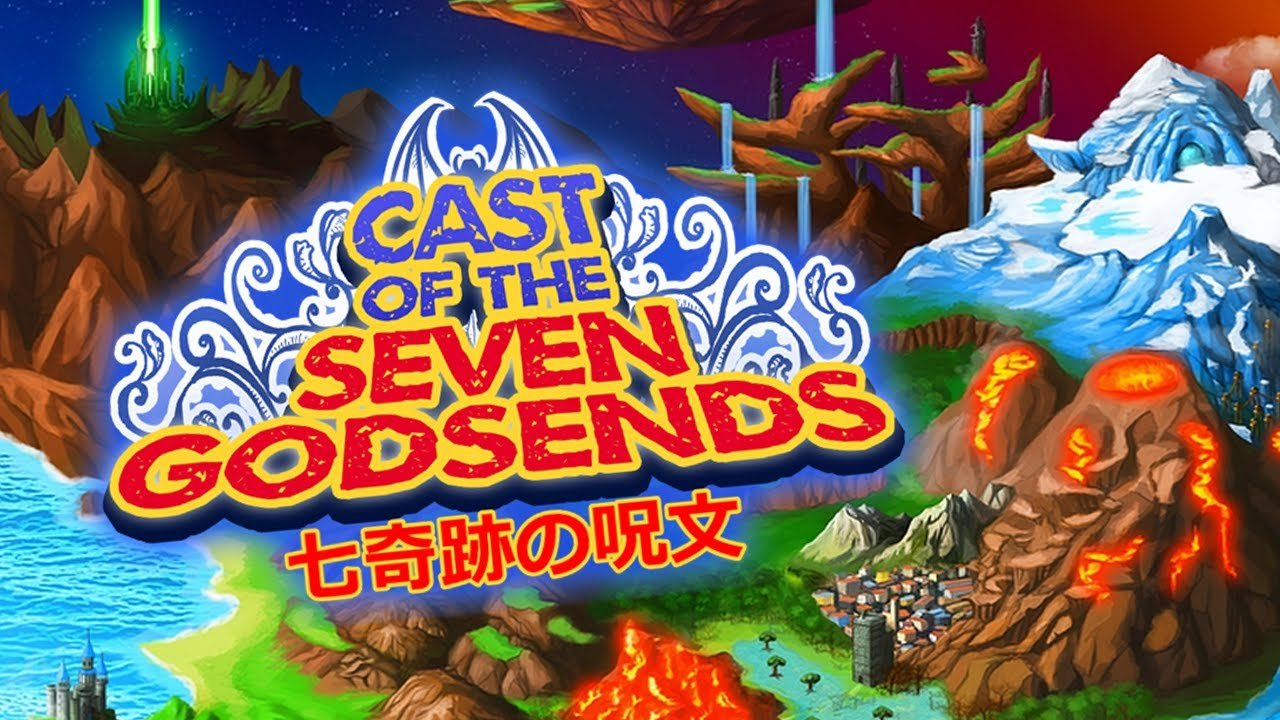 Nieuwe Cast of the Seven Godsends trailer