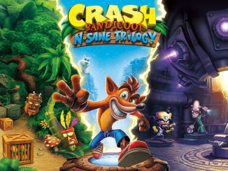 New Crash Bandicoot N-Sane Trilogy footage