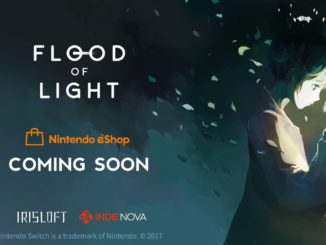 Nieuwe footage Flood of Light