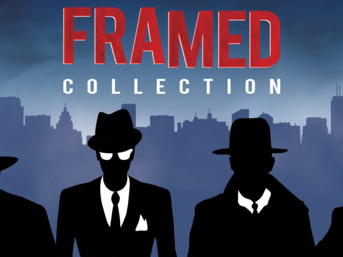 News - New footage Framed Collection