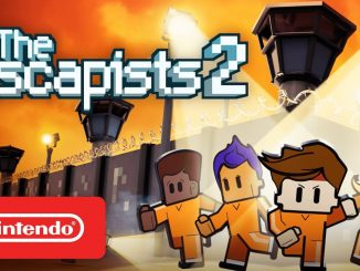 Nieuwe footage The Escapists 2