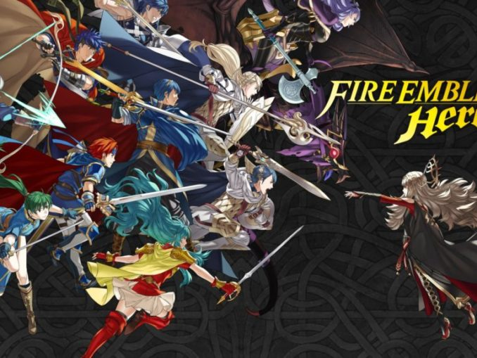 Nieuws - Nieuwe helden Fire Emblem Heroes – Doorway to Destiny