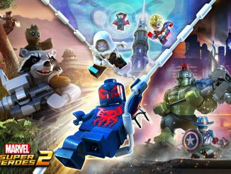 News - Nieuwe LEGO Marvel Super Heroes: Infinity War DLC footage