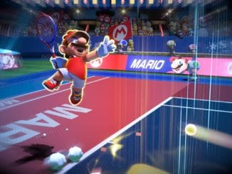 Nieuwe Mario Tennis Aces Story Mode footage