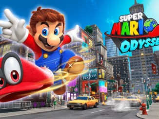 New outfits in Super Mario Odyssey