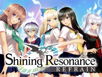 Nieuwe Shining Resonance Refrain trailer