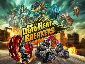 Nieuwe trailer Dillon's Dead-Heat Breakers