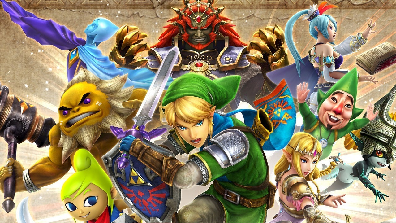 Nieuwe trailer van Hyrule Warriors Definitive Edition