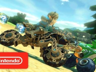 New Zelda DLC for Mario Kart 8 Deluxe
