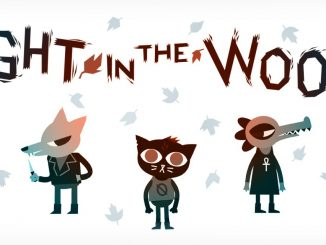 Release - Night in the Woods
