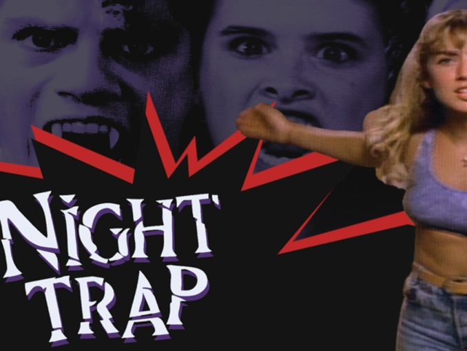 Release - Night Trap – 25th Anniversary Edition