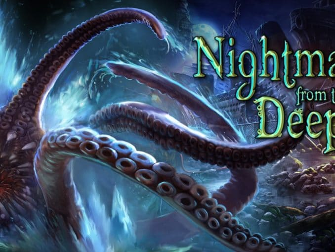 Release - Nightmares from the Deep 2: The Siren`s Call