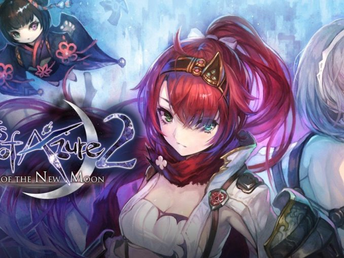 Release - Nights of Azure 2: Bride of the New Moon