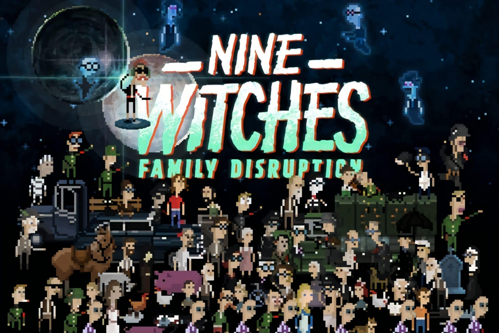 Nine Witches: Family Disruption aangekondigd