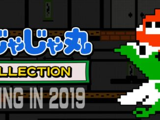 Ninja JaJaMaru-kun Collection – Introductie Trailer