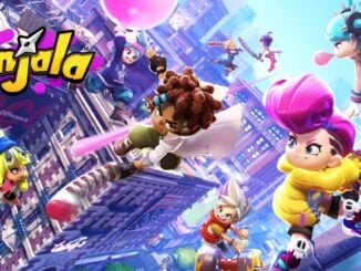 Ninjala beta datamined, refereert de Sonic-serie