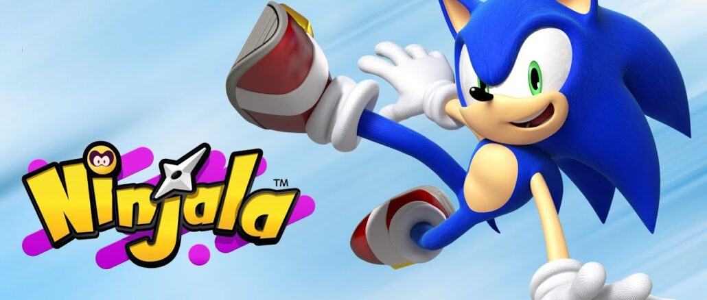 Ninjala Dev Diary – Featured Battle Mode en Sonic Collab
