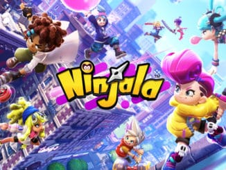 Ninjala – Beschikt over 8-speler Battle Royale en 4-VS-4-modi