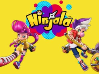 Ninjala – open beta test begint 28 April