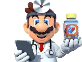 Nintendo applied for New Dr. Mario and Dr. Mario World trademarks