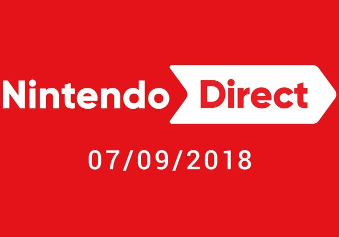 News - Nintendo Direct – 7 september 00:00