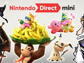 Nieuws - Nintendo Direct Mini gemist?