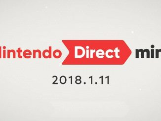 Nieuws - Nintendo Direct Mini – Januari 2018
