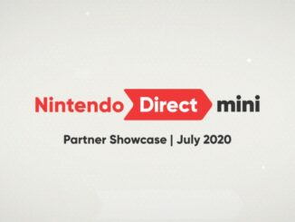 Nintendo Direct Mini: Partner Showcase