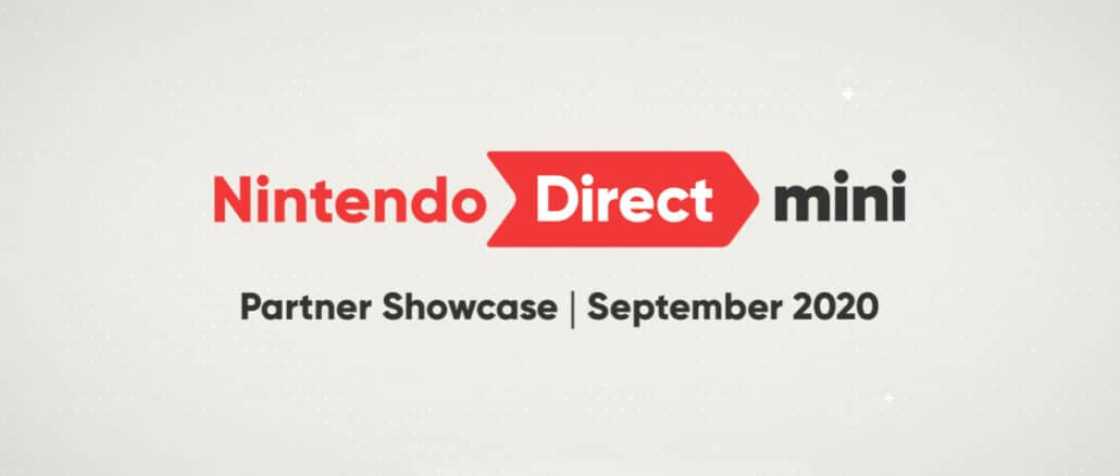 Nintendo Direct Mini: Partner Showcase 17 September