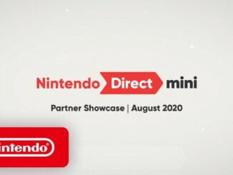 Nintendo Direct Mini: Partner Showcase August 2020 samenvatting