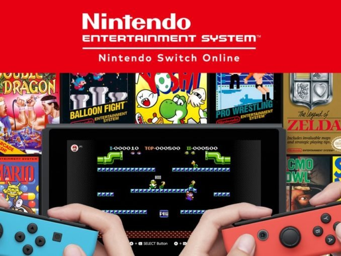 Release - Nintendo Entertainment System – Nintendo Switch Online