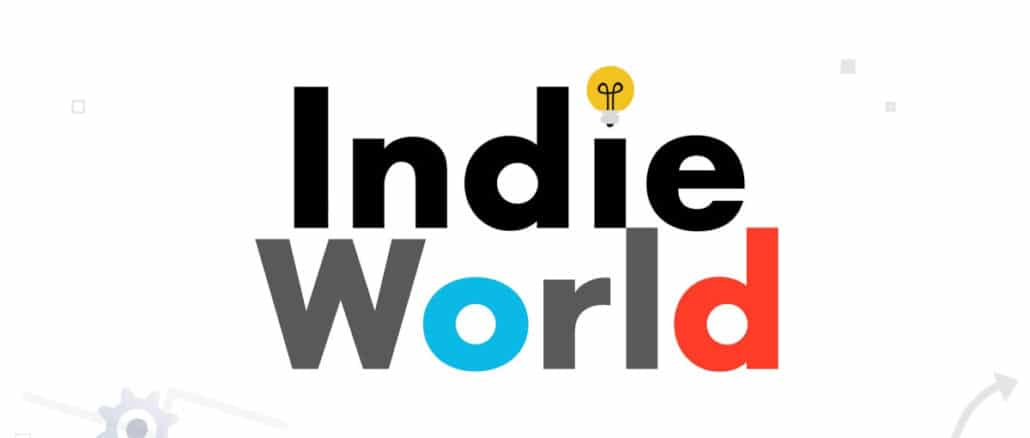 Nintendo Indie World showcase overzicht