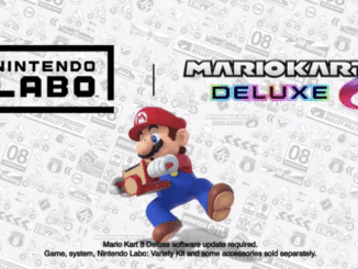 News - Nintendo Labo compatible with Mario Kart 8 Deluxe!