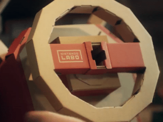 News - Nintendo Labo Voertuig Kit reveal trailer