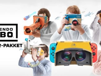 Nintendo Labo: VR Kit Accolades Trailer