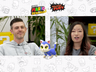 Nintendo Minute – Co-Op Gameplay Super Mario 3D World + Bowser's Fury