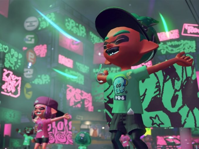 News - Nintendo; Geen plannen meer Splatoon 2 Single-Player, premium releases