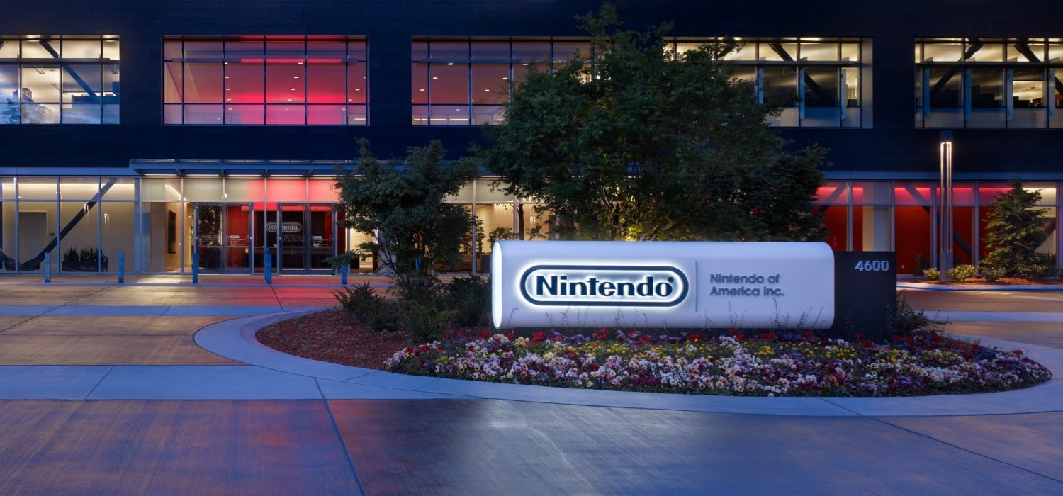 Nintendo Of America – DS and Wii removed from website