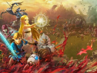 Nintendo of Korea lekte vroeg Hyrule Warriors: Age of Calamity-demo nieuws