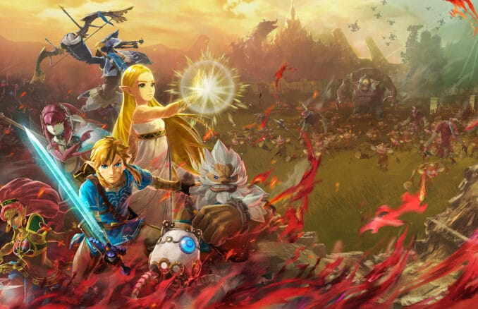 Nieuws - Nintendo of Korea lekte vroeg Hyrule Warriors: Age of Calamity-demo nieuws