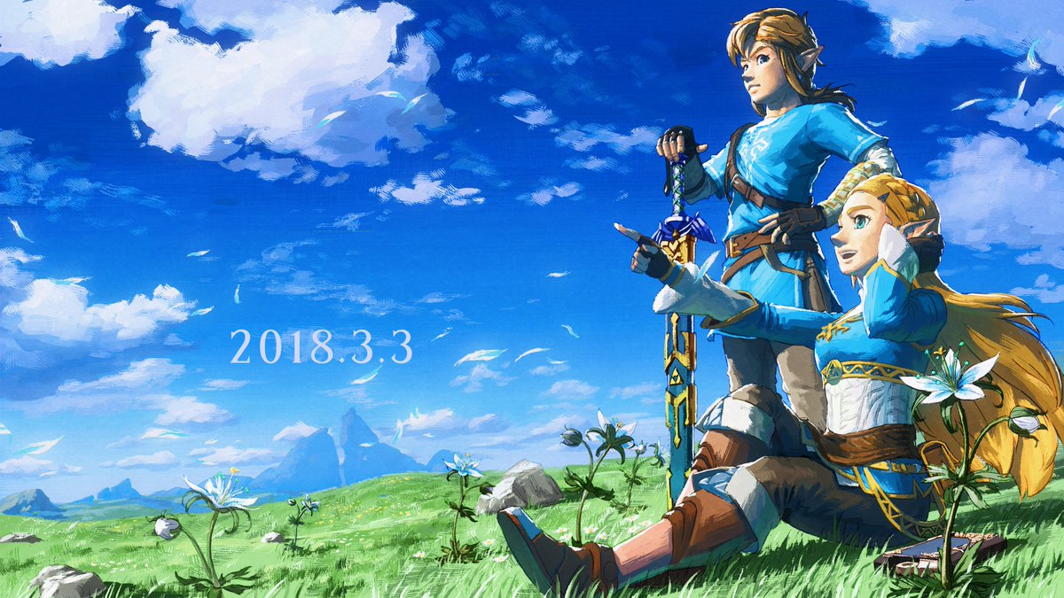 Nintendo had een demo gepland voor The Legend Of Zelda: Breath Of The Wild