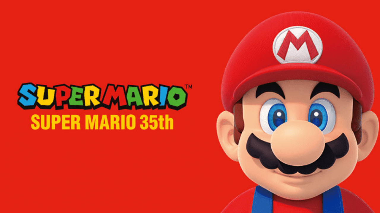 Nintendo plans to celebrate Mario's 35th anniversary with re-releases and new Paper Mario