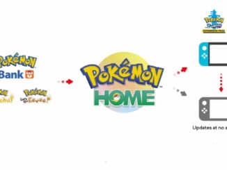 Nintendo – Pokemon Bank will offer a free one month trial